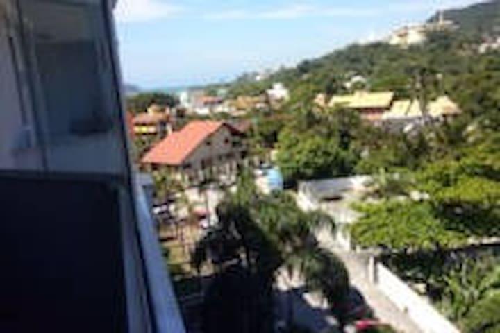 Aconchegante quarto para viajante. - Florianópolis - Wohnung