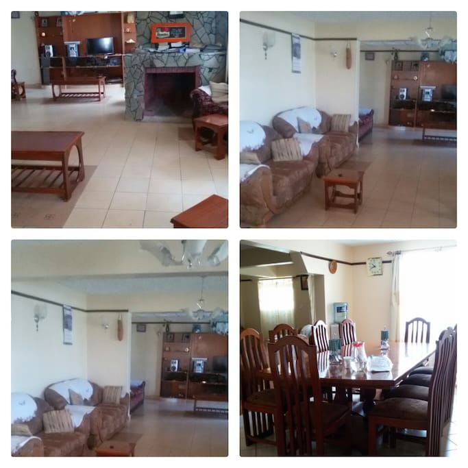 preview of the house sitting room and dinning