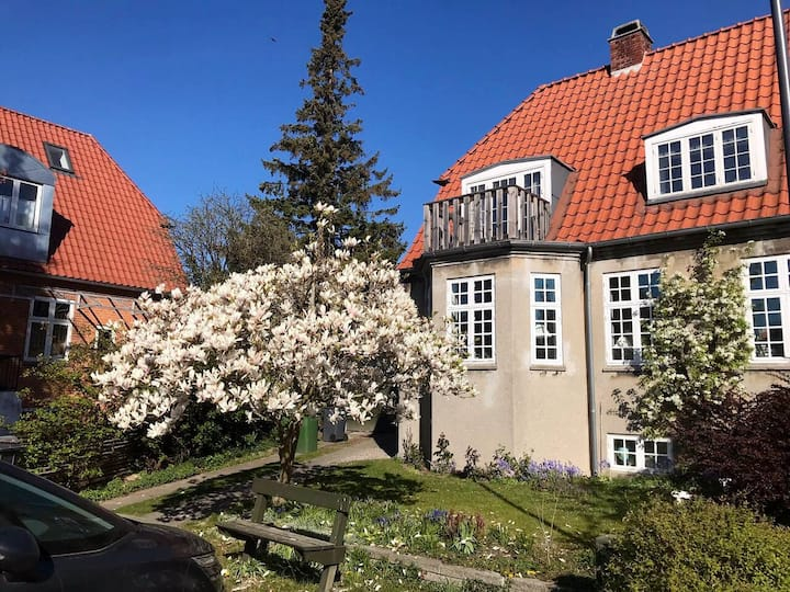 Beautiful, bright and spacious house in Valby