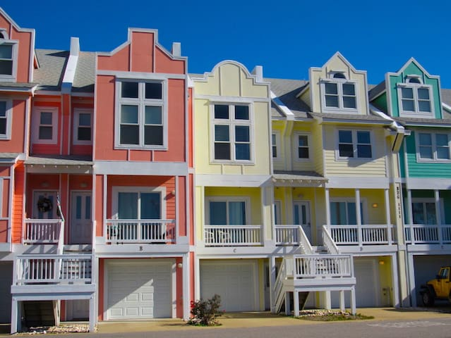 Mermaid Manor at Cambridge Cove 2 Bedroom Deluxe Townhome