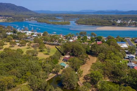 Dunbogan coastal  holiday & Horse stay.