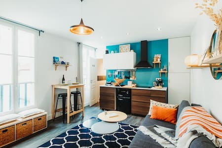 Cozy little apartment, La Grande Plage