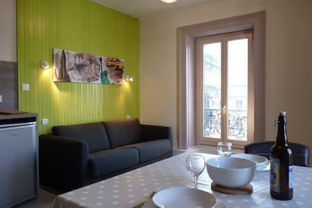 T2 40m2 hyper-centre proche commerces et thermes - Aix-les-Bains - Wohnung