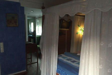 Ruhiges schönes Zimmer mit Bad - München - Bed & Breakfast