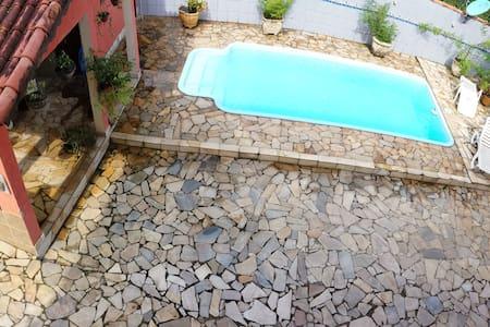 Condominio Flor do Jambeiro - Penedo - Itatiaia - Byt