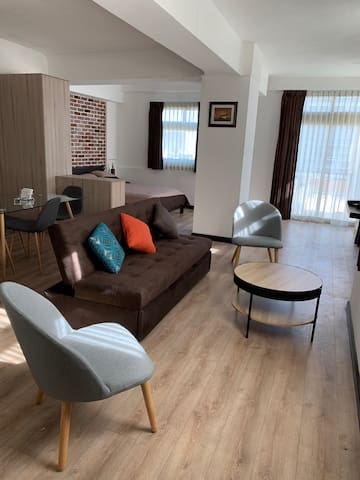 701 Trendy New Apartment. Downtown Guatemala City