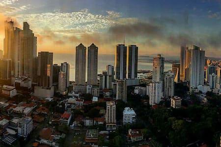 DELUX SKY ROOFTOP - 360 DEGREE WIEV - Panamá