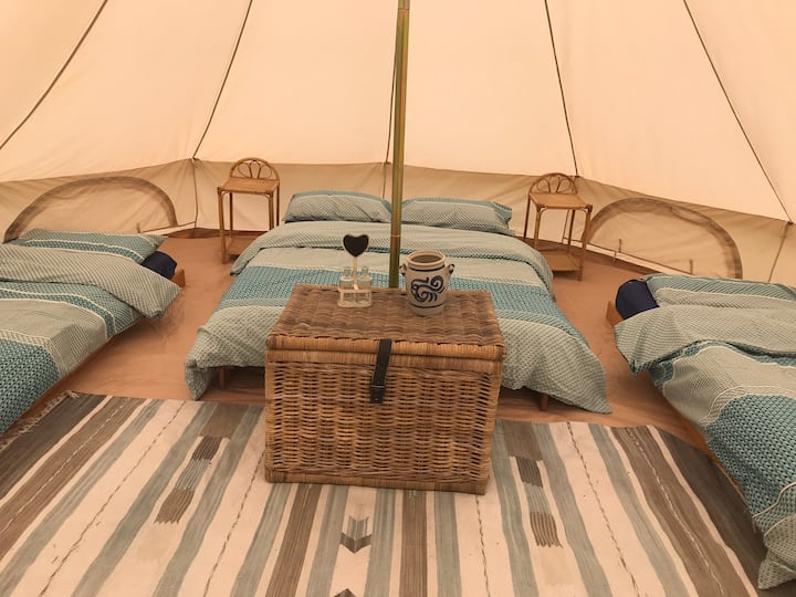 Windylaws Luxury Glamping experience