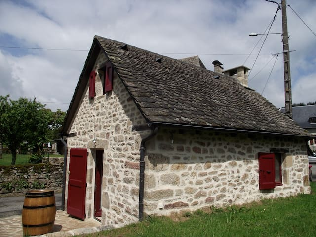 Charmant four à pain - Saint-Geniez-ô-Merle - House