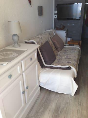 Appartement  2 pièces tout confort - Huez - Apartamento