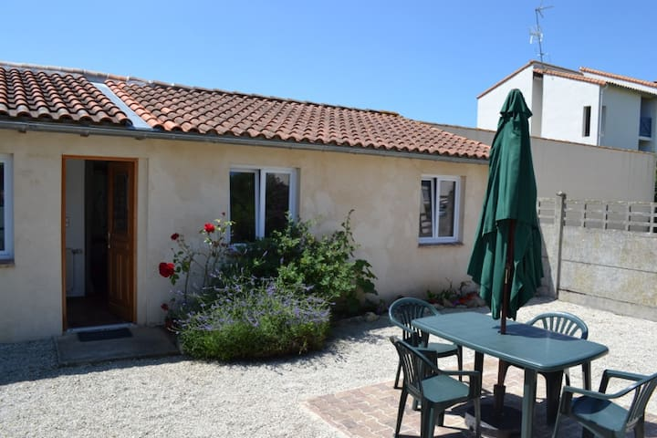 Maisonnette proche de la plage - Châtelaillon-Plage - Rumah