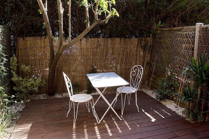 Charmant appt avec jardin, Côté Pont des Barris