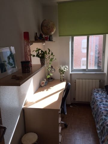 Single Room 1 - Madrid - Apartamento