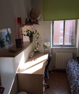 Single Room 1 - Madrid