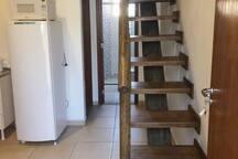 Flat/Mezanino em condomínio diferenciado !!!