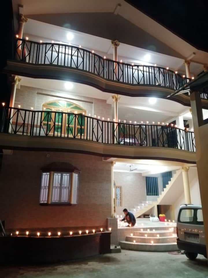Chandras Residency