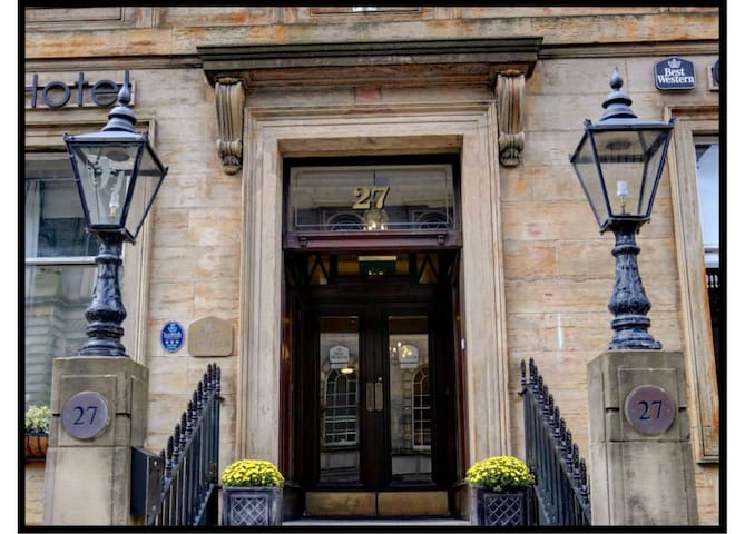 Best Western Glasgow City Hotel 3