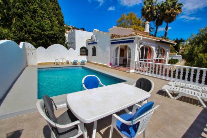 La Viña-32A - comfortable holiday accommodation in Benissa