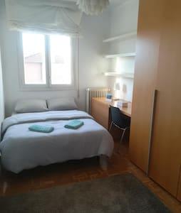Habitación céntrica y confortable