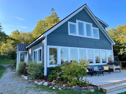Ocean Bay Escape - St. Andrews Beach Home