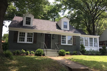 Remodeled Midtown Abode - Memphis