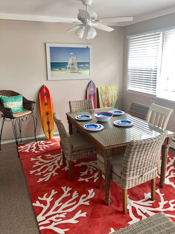 Beautiful 1 BR Beach Condo -  2nd Floor