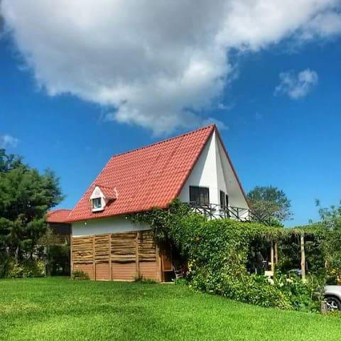 Casa para familia y amigos Apaneca - Apaneca - Haus