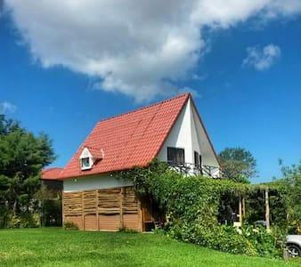 Casa para familia y amigos Apaneca - Apaneca - Hus