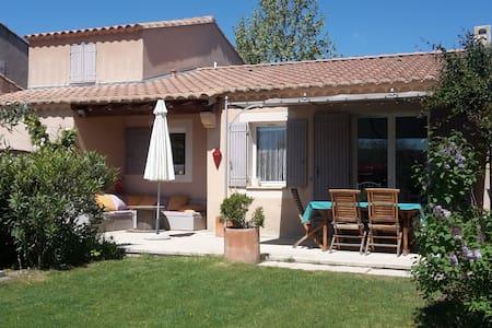 VILLA FAMILIALE - Cabrières-d'Avignon - Rumah