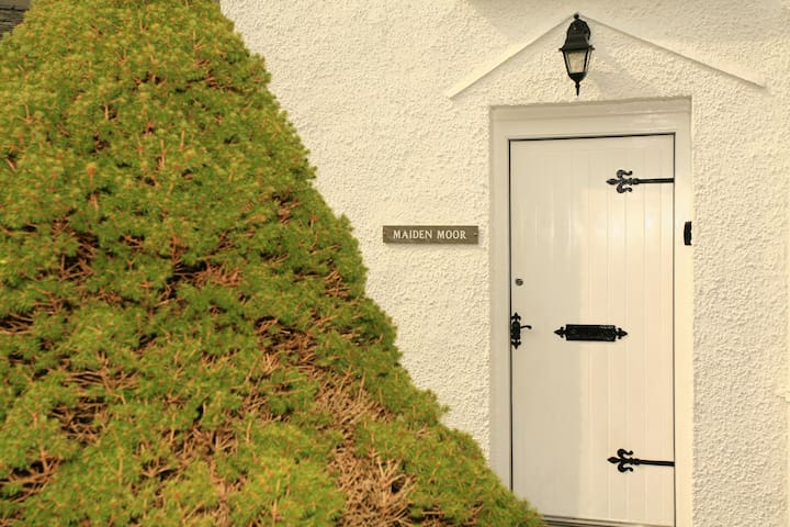 Maiden Moor cottage in Grange - Grange - Casa