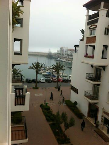 appartement marina agadir - Agadir - Apartment