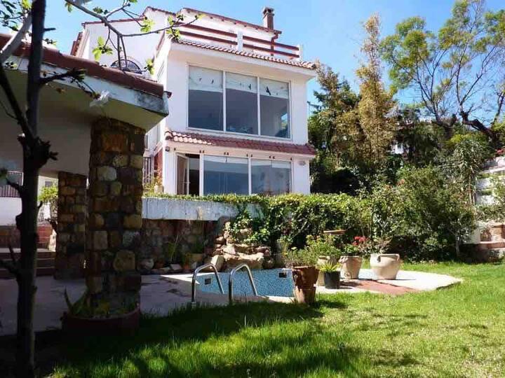 Grande maison de charme Colline de Larmel Tabarka