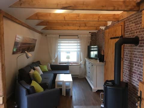Cozy apartment in rural area