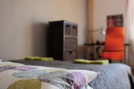 Eco-flat in the heart of Budapest - Budapest