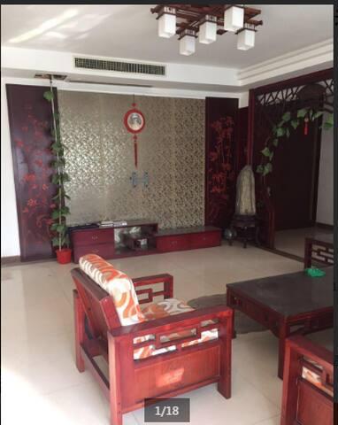 泰山周边长城路北首圣地公寓142平米 精装修 - Tai'an - อพาร์ทเมนท์