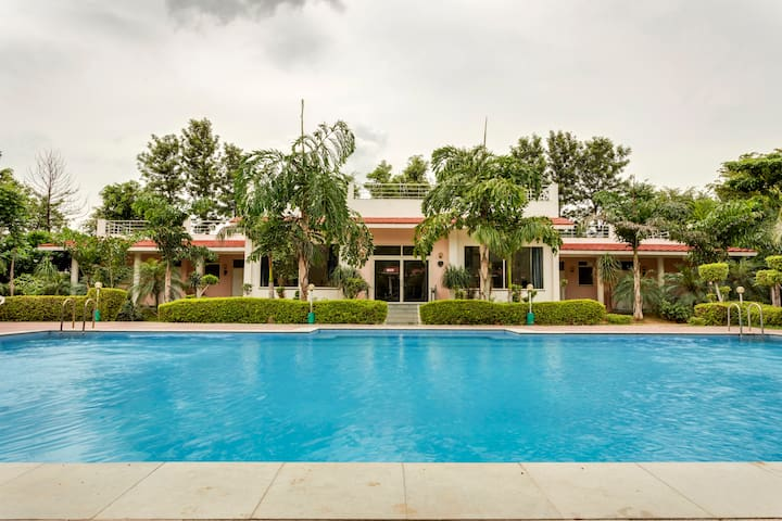 Beri Farm- A 5★ natural haven in Manesar, Gurugram