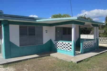 Casa Manuel y Maribel - Habitación- 1 - Playa Giron