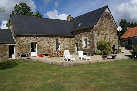 Kerbuel, Maison de charme - Plouégat-Guérand - Casa