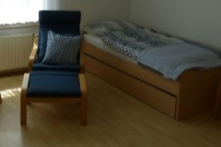 Das schöne Apartment Kepia: zentral in Oberhausen