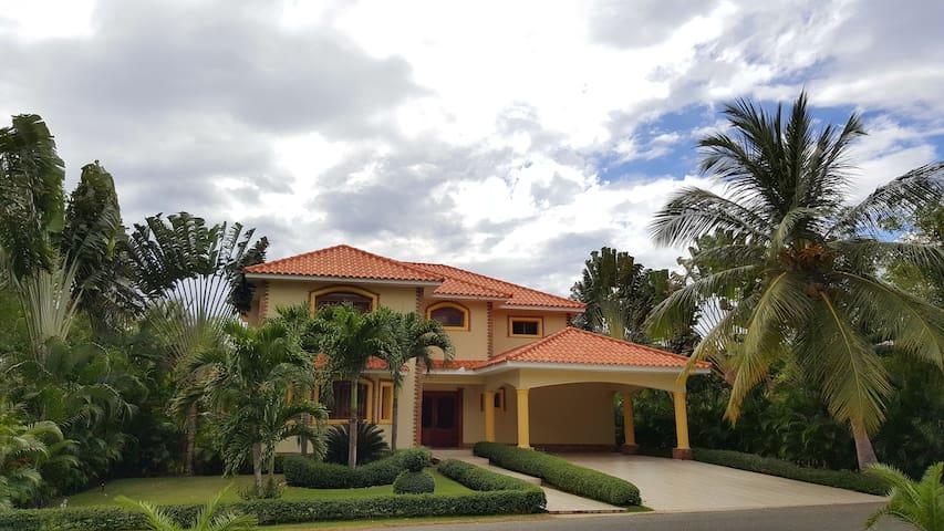 Amazing Villa at Juan Dolio