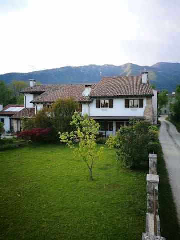 The Paragliding House - Borso del Grappa - Apartmen