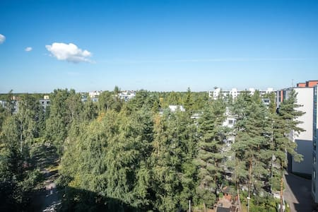 2R+kitchen+bathR near TUT, Hervanta - Tampere