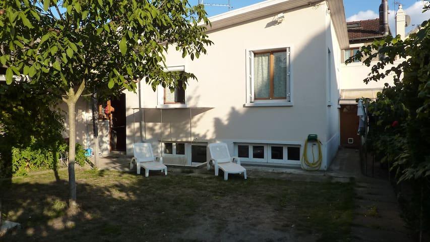 Maison atypique au calme Ermont / Eaubonne