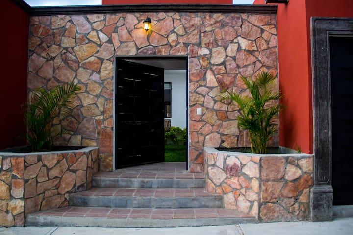 Habitación privada, Casa Gamaliel.
