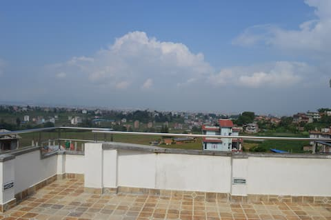 More than room and hotels in Kathmandu. Cool place