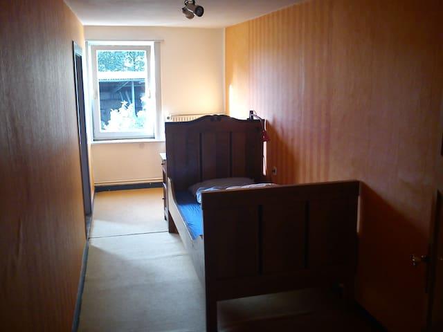 """Einzelzimmer """"langes Zimmer"""""""