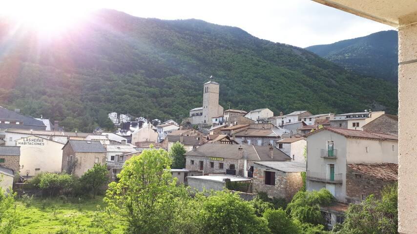 Biescas San Roque