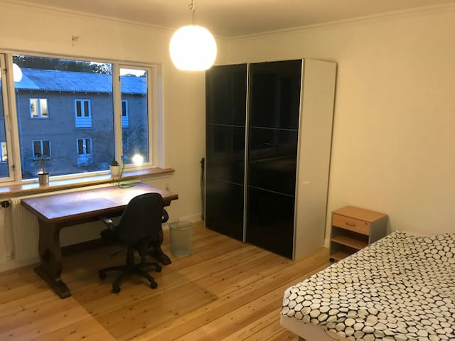 Renovated room 3 minutes from DTU