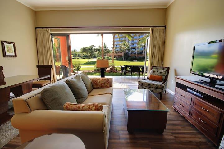 Honua Kai - K104 Ground Floor - 1 min to the pools - Lahaina - Apartment