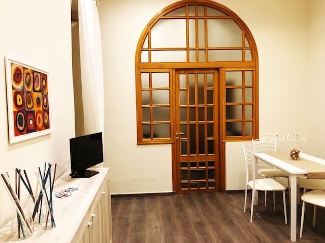 Il Viale, apartment in Mergellina (Chiaia)